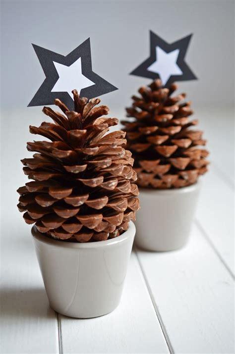 bastelideen für kinder weihnachten tannenzapfen f 195 188 r weihnachtsdeko just tannenzapfen adventsdeko und tischdeko