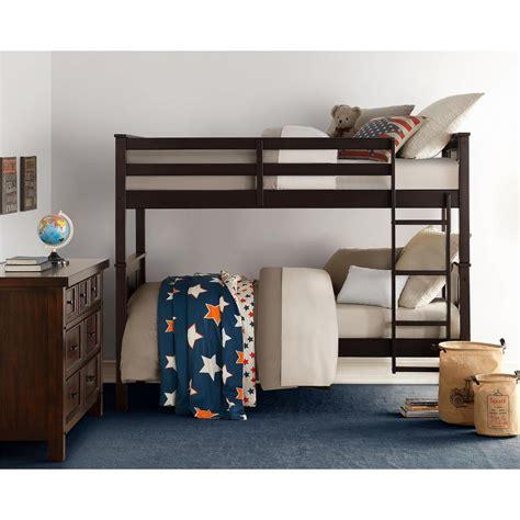 Dorel Bunk Bed by Dorel Espresso Bunk Bed Fa7519e The Home Depot
