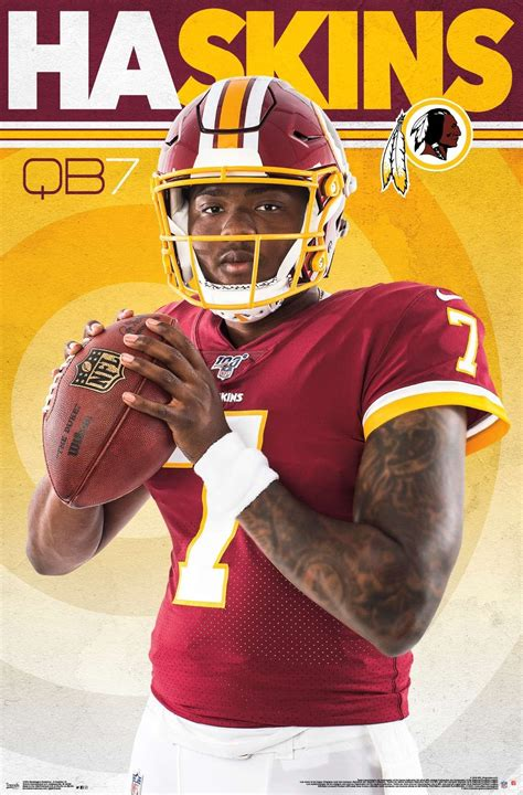 nfl washington redskins dwayne haskins