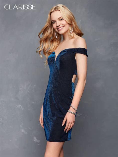 Style 3657 - Cobalt | Homecoming dresses, Clarisse dresses ...