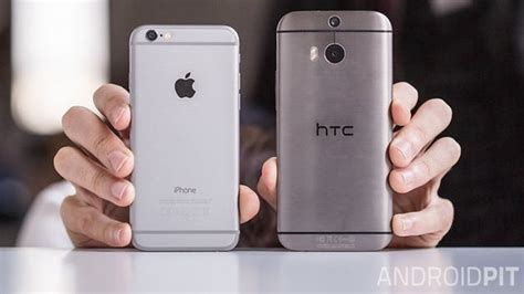 htc one m8 vs iphone 6 htc one m8 vs iphone 6 comparison the metal clash