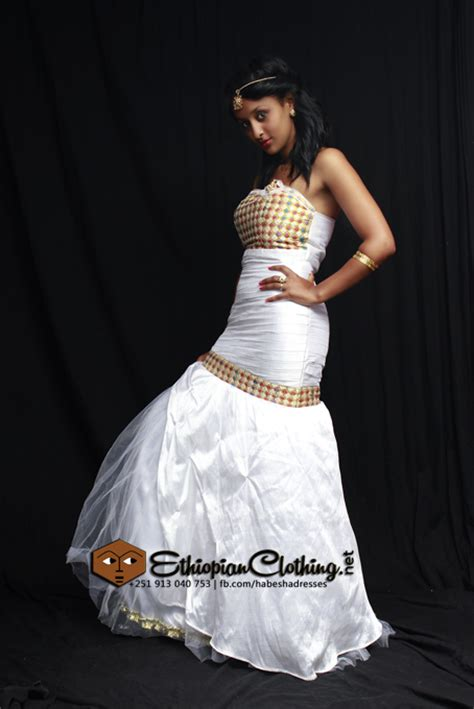 ethiopian wedding dress ethiopian clothing