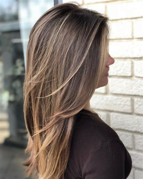 34 cutest long layered haircuts trending in 2019
