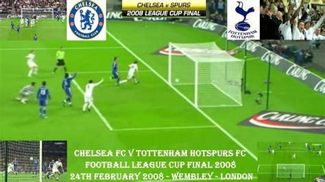 CHELSEA FC V - TOTTENHAM HOTSPUR FC - 1-2 - FOOTBALL ...