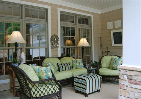 Screened In Front Porch Decorating Ideas by 25 Inspiring Porch Design Ideas For Your Home