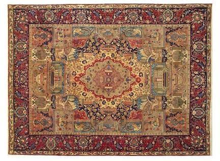 come riconoscere un tappeto persiano originale nuovo record milionario per tappeto persiano