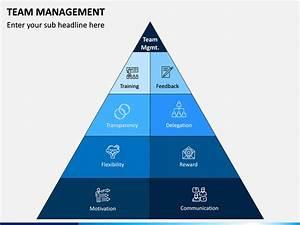 Team Management Powerpoint Template Sketchbubble