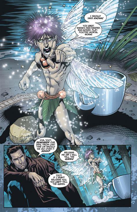 storm front comic  preview jim butcher