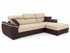 boutique conforama With tapis rouge avec canapé droit convertible conforama