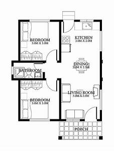 Small House Designs - SHD-20120001 Pinoy ePlans