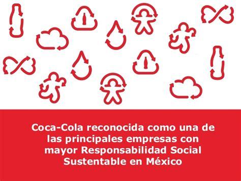 si鑒e social coca cola coca cola reconocida como una de las principales empresas con mayor r