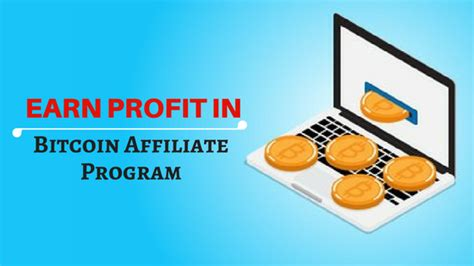 bitcoin affiliate program sellbitbuy introduces affiliate program to boost income in