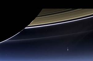 The Day the Earth Smiled – stunning photo from Saturn by ...