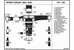 Dl Auto U00ae Toyota Avalon 2005