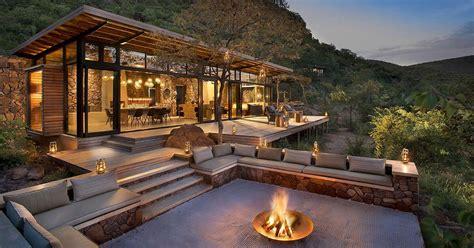 safari lodges luxury africa south travel