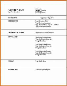 10 how to make your first resume lease template With make your resume free