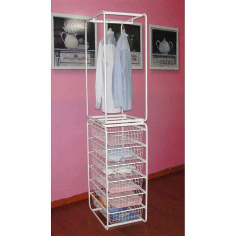 Garment Storage Organizer metal wire garment storage organizer buy clothes storage