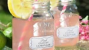 Pink Lemonade | Recipes | Food Network UK