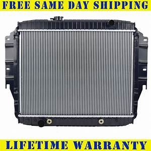 Radiator For Ford E