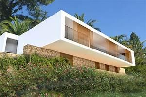 emejing architecture moderne maison dessin pictures With ordinary plan 3d maison gratuit 14 maison bioclimatique top maison