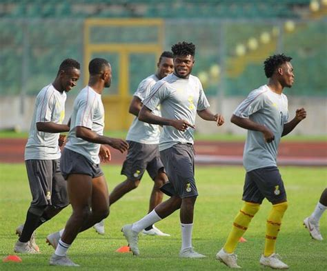 Black Stars scheduled to play Equatorial Guinea friendly ...