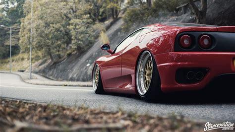 Bagged ferrari modena 360 new zealand australia v8 supercars v8 audi r8 nürburgring vdc. Rosso Corsa // Phil Chow's Ferrari 360 Modena. | StanceNation™ // Form > Function