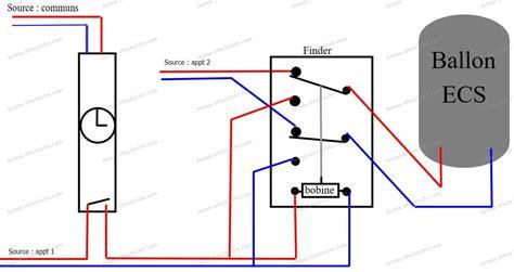 Schema De Cablage Telerupteur Abb