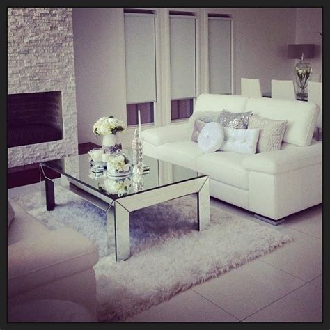 735 Best Glam Apartment Images On Pinterest  Living Room