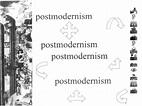 Postmodern Literature timeline   Timetoast timelines