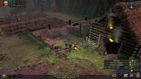 dungeon siege dungeon siege 1 gameplay