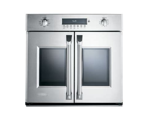 ge monogram french door wall oven puts culinary