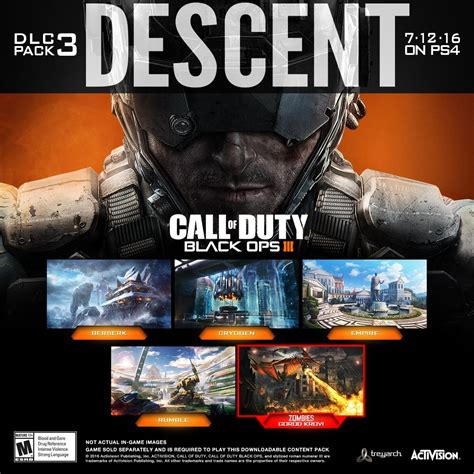 Call Of Duty Black Ops 3 Dlc Pack 3 Descent