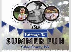 2018 Pathways to Summer Fun Guide – Cabell County Family