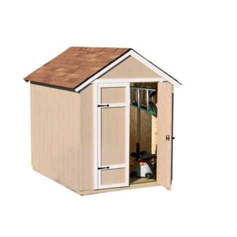 6x8 Storage Shed Home Depot handy home majestic 8 215 12 shed