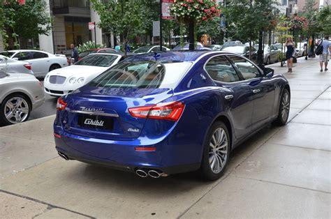 2014 Maserati Ghibli Sq4 Stock # 11111 For Sale Near