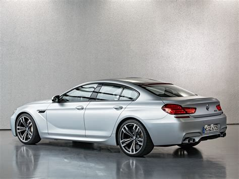 Bmw M6 Gran Coupe (f06) Specs & Photos