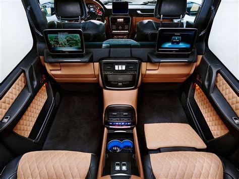 Mercedes-maybach G650 Landaulet Is The Fanciest G-wagen