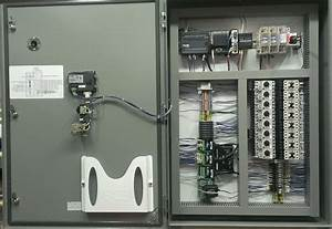 Electrical Control Panel Layout