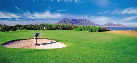 Milnerton Golf Club  Coastal Links Course  Cape Town
