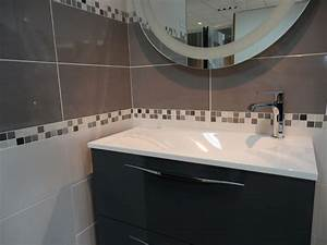 Formidable Mosaique Adhesive Pour Salle De Bain #8 Frise Salle De Bain Mosaique WASUK