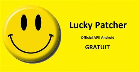 t 233 l 233 charger lucky patcher official apk android gratuit