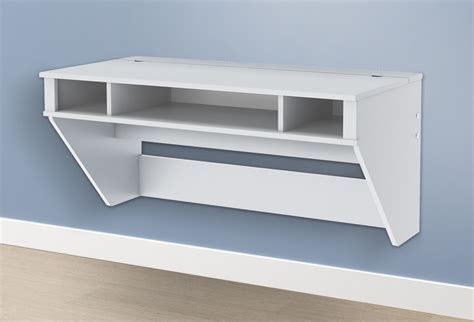 wall mounted pull out desk floating desk ideas floating corner shelves love the