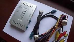 Bmw Cic Pip Video Multimedia Interface E60 E70 E90 F10 F01