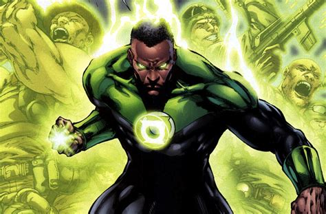 report stewart to be the green lantern of the dc cinematic universe the heroic universe