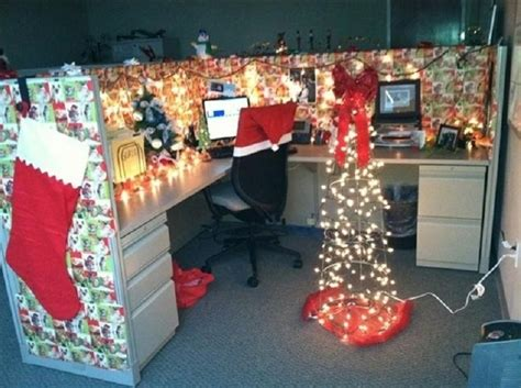 christmas decoration ideas  office    love