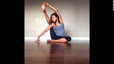 teen overcomes anorexia  yoga cnn