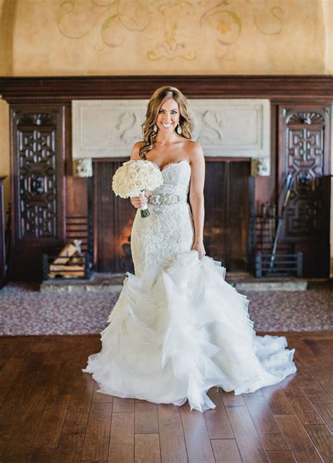 lazaro  wedding dresses pinterest wedding