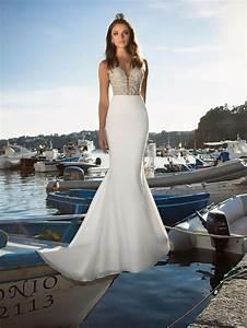 robe de mariee julie vino 2017 robe sexy coupe sirene With robe sirene mariee