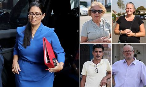 Priti Patel's neighbours say she would be right to report ...