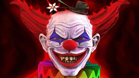 creepy clown  evil clowns youtube